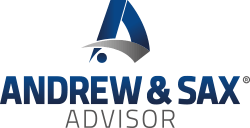 andrewsax logo verticale