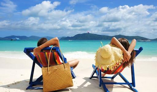 imprenditore in vacanza importanza di pianificare